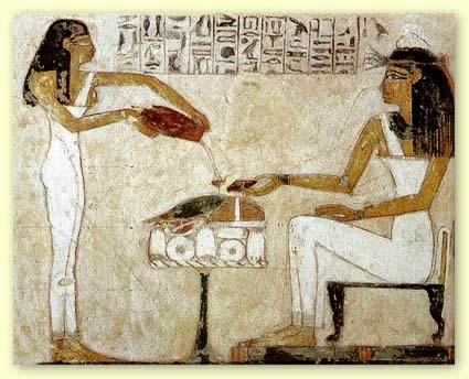 Egyptian brewing
