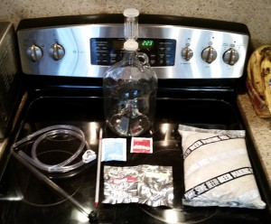 small batch brewing kit