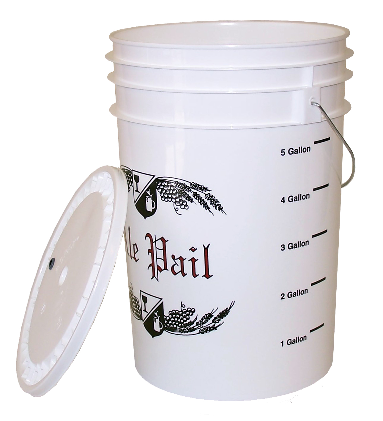 6 gallon fermentation bucket